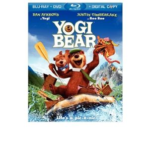 YOGI BEAR - Blu-Ray