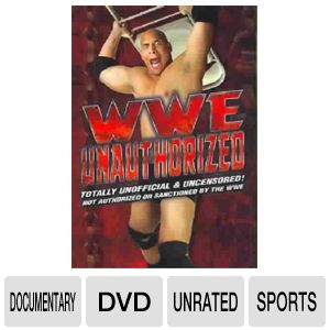 WWE:UNAUTHORIZED - Format: [DVD Movie]