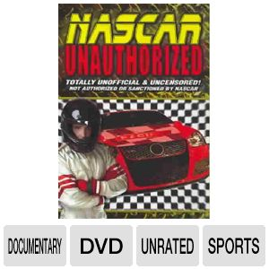 NASCAR UNAUTHORIZED - Format: [DVD Movie]
