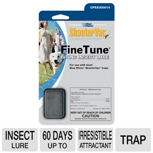 Blue Rhino SkeeterVac FineTune Biting Insect Lure