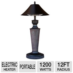 Blue Rhino Vacation Day Outdoor Electric Heater