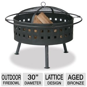 Blue Rhino WAD997SP Outdoor Firebowl