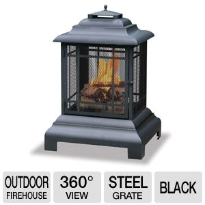 Blue Rhino WAF501CS Outdoor Firehouse