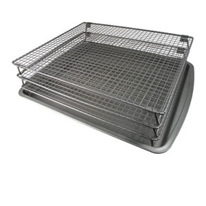 Weston 07-0155-W 3 Tier Jerky Drying Rack