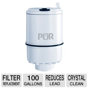 PUR 2 Stage Faucet Water Filter Replacement