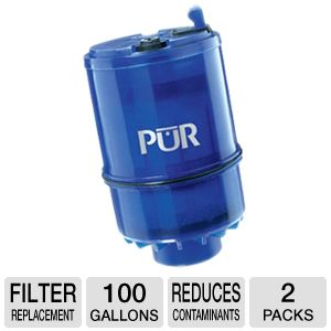 PUR 3 Stage Faucet Water Filter Replacement