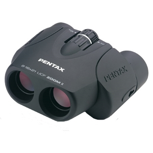 Pentax 62217 8-16 x 21 UCF Zoom II Binoculars 