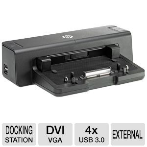 HP 2012 90W Docking Station - docking stati