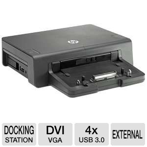 HP 2012 230W Docking Station - docking stat