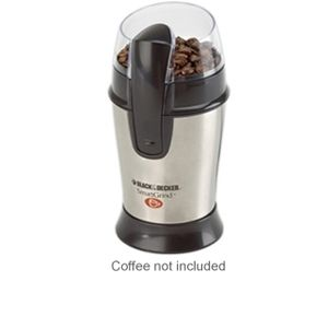 Black &amp; Decker CBG100S Smartgrind Coffee Grinder