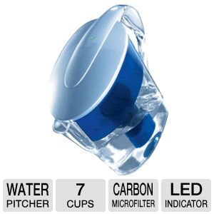 PUR 2 Stage Water Pitcher with LED Indicator