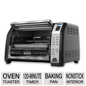 Black &amp; Decker CTO7100B Rotisserie Convection Oven