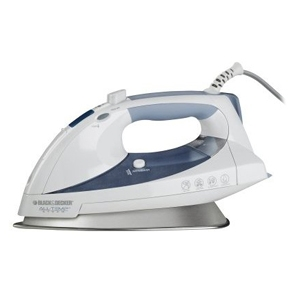 Black &amp; Decker D6000 All Temp Iron