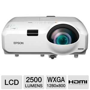 Epson PowerLite 425W LCD projector