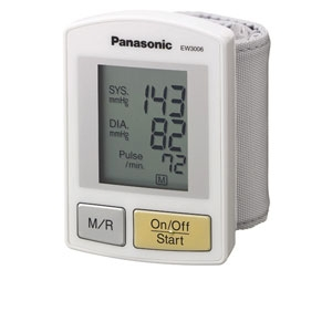Panasonic EW3006S Wrist Blood Pressure Monito