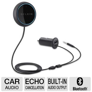 Belkin AirCast Auto HandsFree - car audio