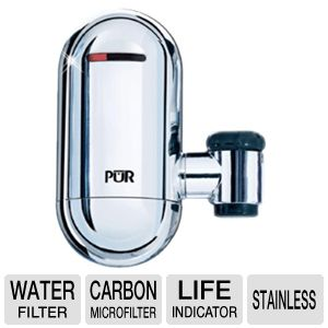 PUR 3 Stage Vertical Faucet Water Filter