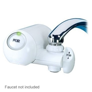 PUR 3 Stage Horizontal Faucet Water Filter