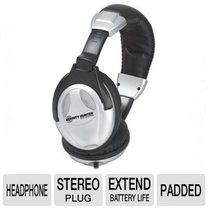 Bounty Hunter HEAD-W Metal Detector Headphones