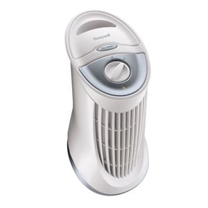 Honeywell HFD-010 QuietClean Compact Power Air Pur
