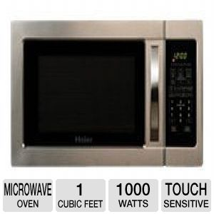Haier HMC1085SESS - microwave oven with convection