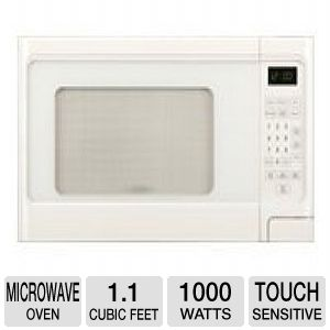 Haier HMC1120BEWW - microwave oven - freestanding