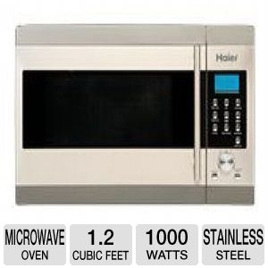Haier HMC1285SESS - microwave oven with convection