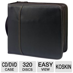 CD WALLET KOSKIN BLACK HOLDS UP