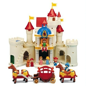 Learning Resources LER9090 Royal Palace Play Set
