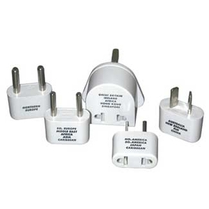 Conair M500E Travel Smart Adapter Plug Set