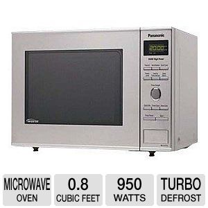 Panasonic NN-SD372S - microwave oven