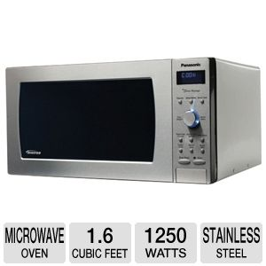 Panasonic NN-SD797S Microwave Oven