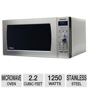 Panasonic NN-SD997S Microwave Oven