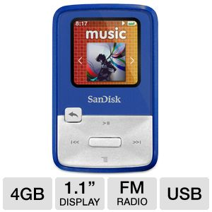 SanDisk Sansa Clip Zip - digital player