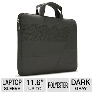 Case Logic UNS-111DKGRAY Netbook Sleeve