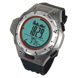 La Crosse Technology XG-55 Digital Altimeter Watch