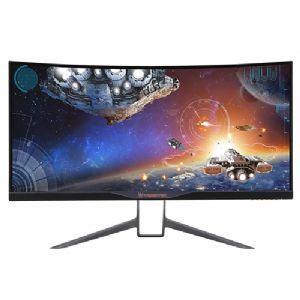 Alternate view 1 for Acer Predator X34 Curved Gaming Monitor