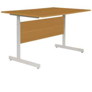 HEIGHT ADJUSTABLE TABLE