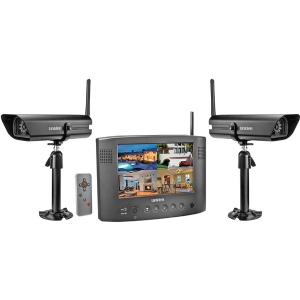Wireless Security Surveillance System