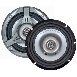 6.5IN 2 WAY SPEAKERS 2 X 6.5IN