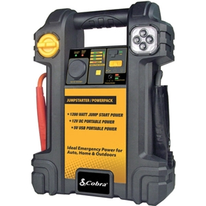 COBRA INVERTER WITH JUMPSTART