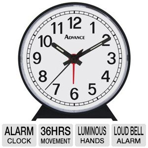 ADVANCE ALARM CLOCK