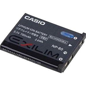 CASIO RECHARGEABLE LIION BATT