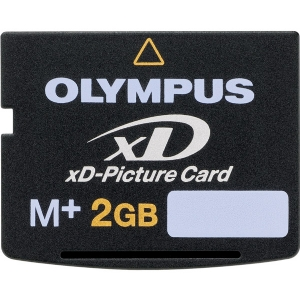 OLYMPUS XD M-2GB PLUS ENV SMALL
