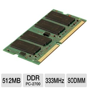 Corsair 512MB DDR