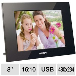 8IN SONY DIGITAL PHOTO FRAME