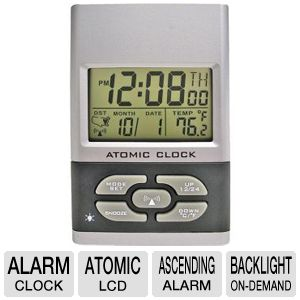 ATOMIC LCD MULTIFUNCTION