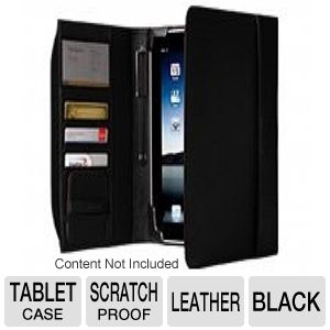 Targus Zierra Leather Portfolio for iPad 1 &amp; 2