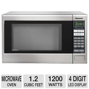 1.2 STAINLESS STEEL MICROWAVE