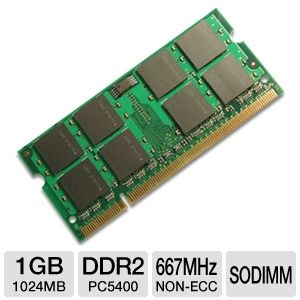 ACP-EP 1024MB DDR2